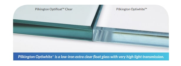 Specifcations and Benefits to using slim glaze super clear windows.