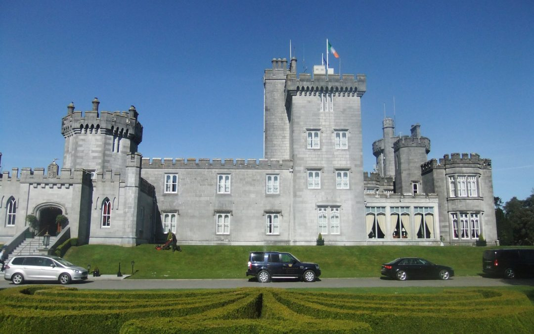 Recent work completed at Dromoland Castle carried out by one of our customers us…