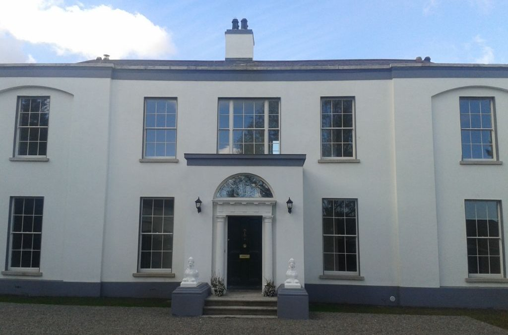 Silver Acre House