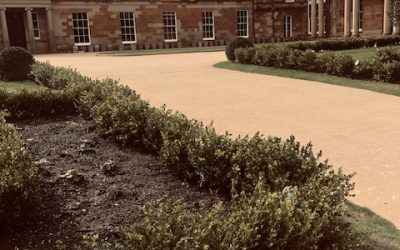 Hillsborough Castle. Stable yard and Lower Courtyard