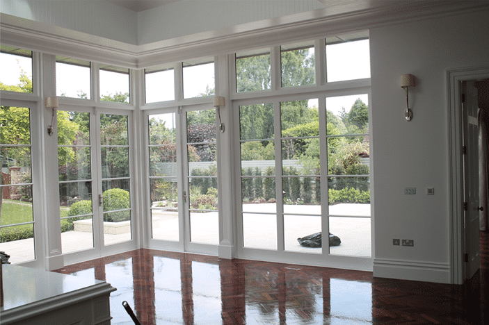 About IMC Glass, specialists in Slim Glazing.
