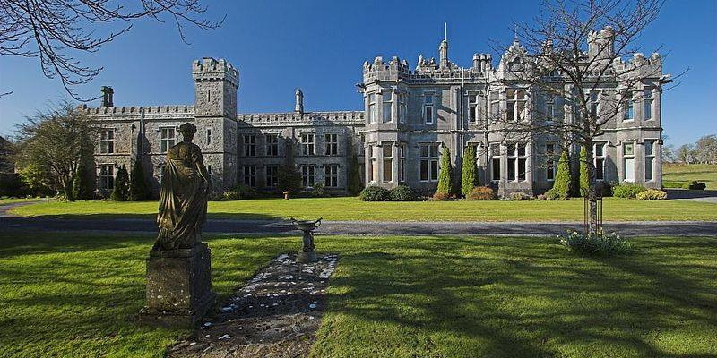 Tulira Castle, Co Galway