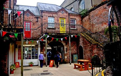 Derry Craft Village.